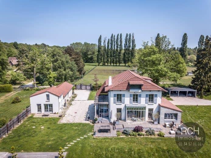 Photos du bien : Saint-Léger-en-Yvelines – Magnifique propriété entièrement rénovée