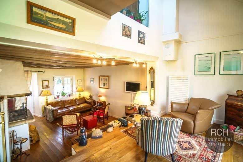 Photos du bien : EXCLUSIVITE – Les Mesnuls – Charmante maison dans environnement exceptionnel