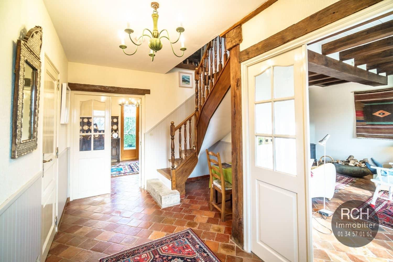 Flexanville charmante maison avec mat riaux de qualit rch immobilier - Materiaux de maison ...