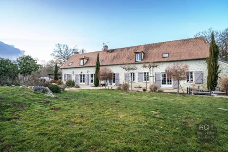 Photos du bien : Montfort-l'Amaury – Magnifique ferme entièrement rénovée