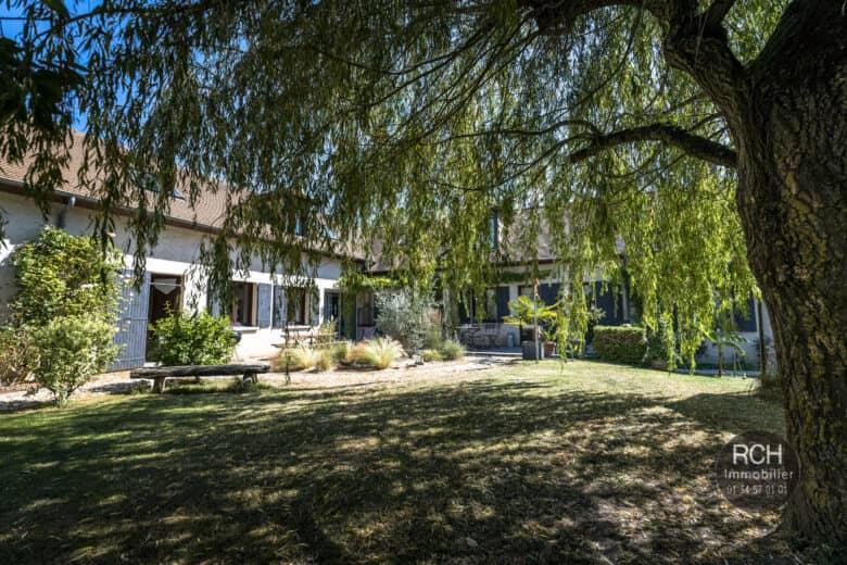 Photos du bien : Saint-Lubin-de-la-Haye – Très belle maison parfaitement aménagée
