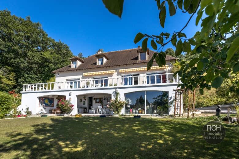 Photos du bien : Coulombs – Jolie maison avec magnifique vue dégagée