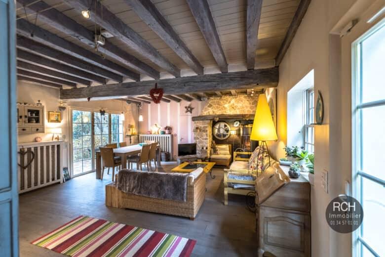 Photos du bien : Méré – Charmante maison en parfait état dans un bel environnement
