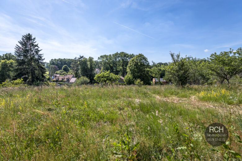 Photos du bien : Exclusivité – Grosrouvre – Terrain constructible