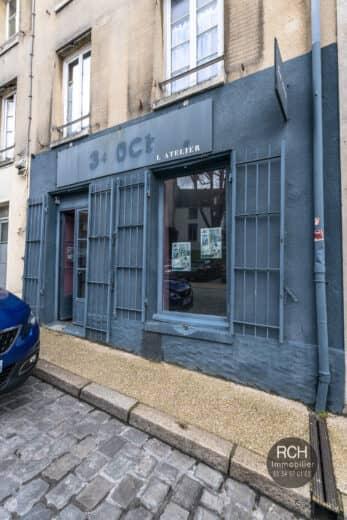 Photos du bien : Montfort-l'Amaury – Local commercial