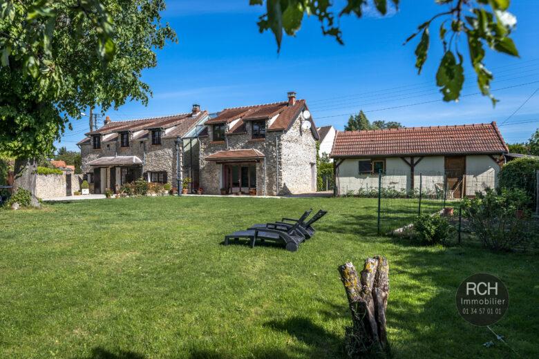 Photos du bien : Boissy-Sans-Avoir – Charmante maison ancienne