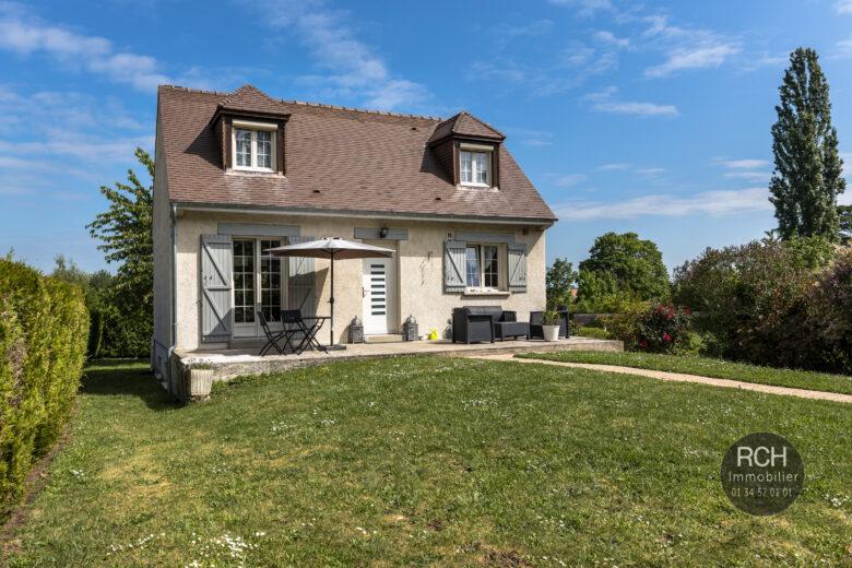 Photos du bien : Le-Tremblay-sur-Mauldre – Charmante maison dans un bel environnement