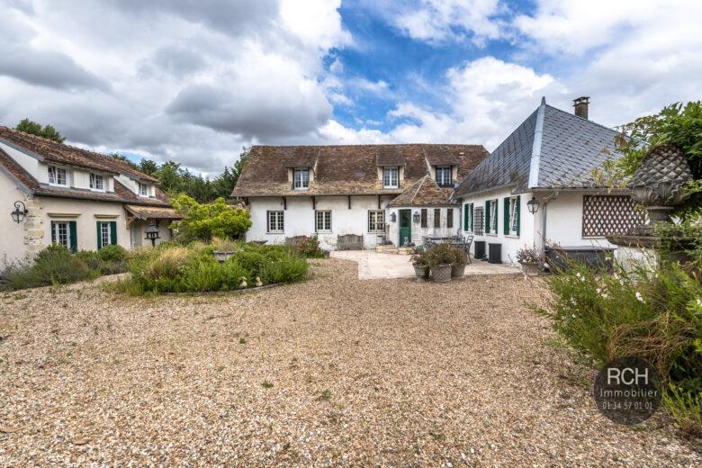 Photos du bien : Boutigny-Prouais – Charmante propriété ancienne