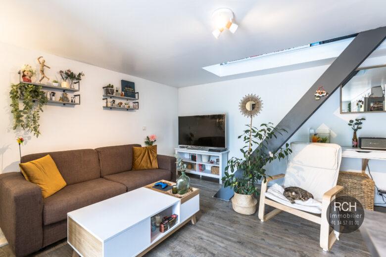 Photos du bien : Jouars-Pontchartrain – Charmante petite maison