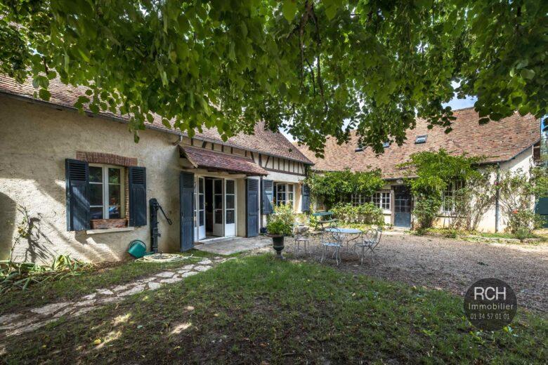 Photos du bien : Boutigny-Prouais – Belle propriété ancienne