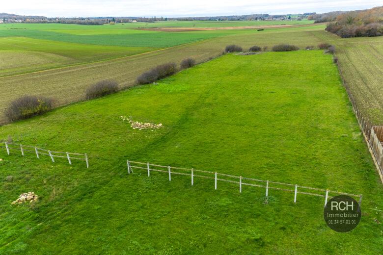 Photos du bien : Boissy-Sans-Avoir – Magnifique terrain à bâtir de 9033 m2
