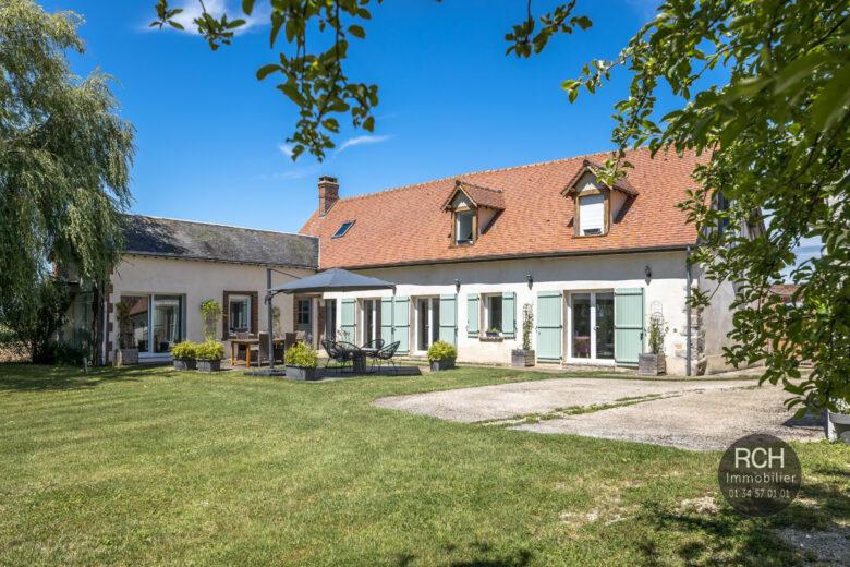 Photos du bien : Saint-Laurent La Gatine – Jolie maison parfaitement rénovée