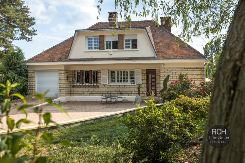Photos du bien : Le Perray-en-Yvelines centre – Jolie maison dans un bel environnement